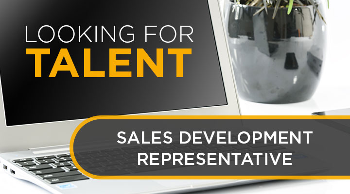 Sales-Development-Representative